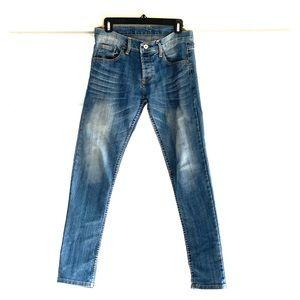 Denim - Classic fit boyfriend jeans 👖